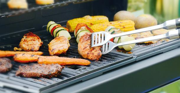 Campingaz Master 4 Series Classic SBS Gas-Grill im Test