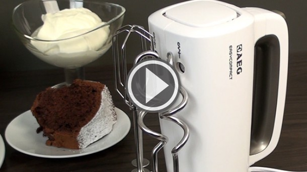AEG HM 4200 Easycompact Handmixer im Video