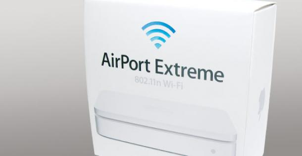 Apple Airport Extreme Basisstation
