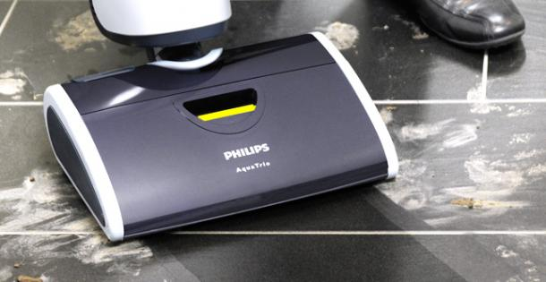 Philips AquaTrio FC7070 im Test