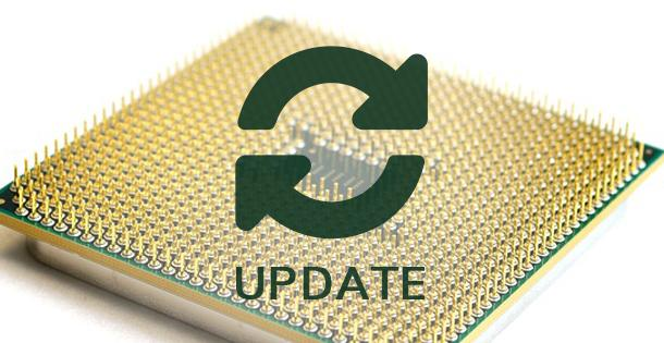Intel Prozessor Update News