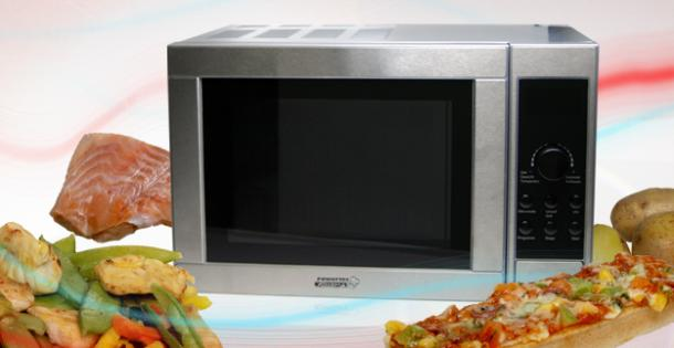 Powertec Kitchen Mikrowelle MG 37 DGC
