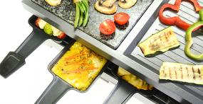 Raclette-Grills im Test