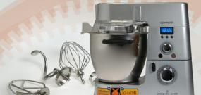 Kenwood Cooking Chef KM 070 im Test