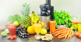 Panasonic Slow Juicer MJ-L500 im Test