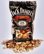 Smoking Chips von Jack Daniels